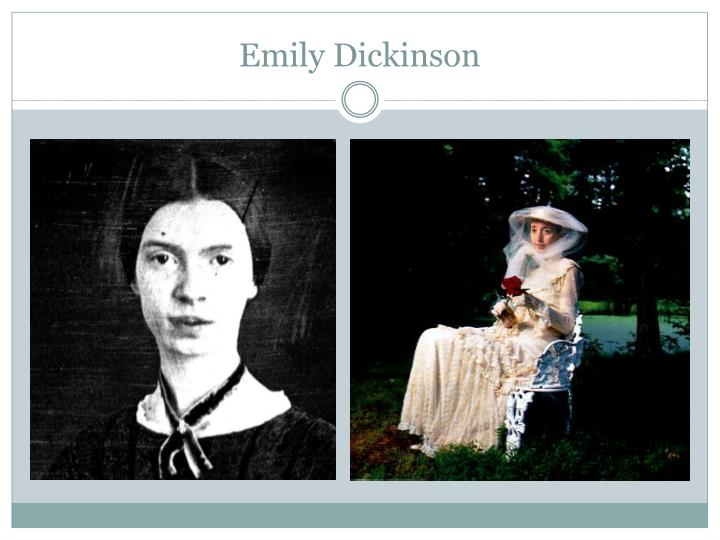 explication emily dickinson Perhaps most important for understanding emily dickinson is the testing of one's conceptions of the tone or tones of individual poems and relating them to other poems and.