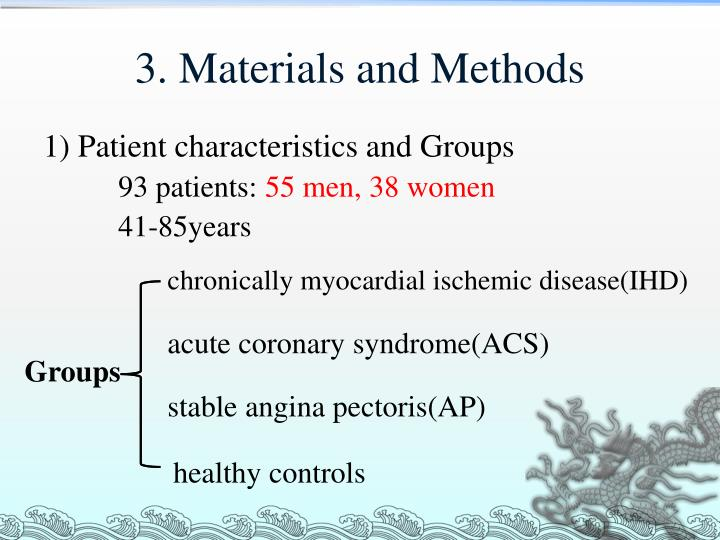 3. Materials and Methods