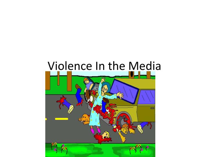 a discussion on dehumanization and glorification of violence in the media Media violence only has the intent to entertain and persuade, not to inform that an individual should not conduct themselves in the manner of any individuals that are a part of the media violence portrayal.