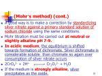 mohr s method cont1