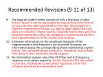 recommended revisions 9 11 of 13