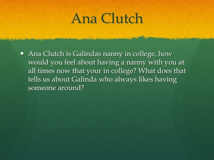 Ana Clutch