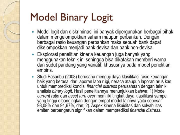 Model Binary