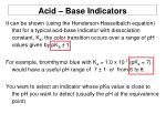 acid base indicators6