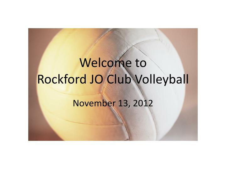 welcome to rockford jo club volleyball n.