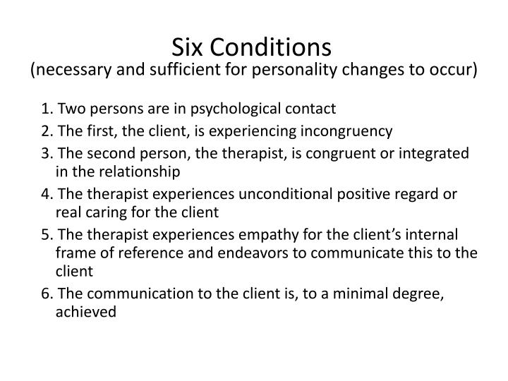 ppt - person-centered theory powerpoint presentation