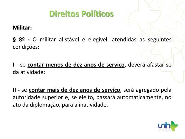 Militar: