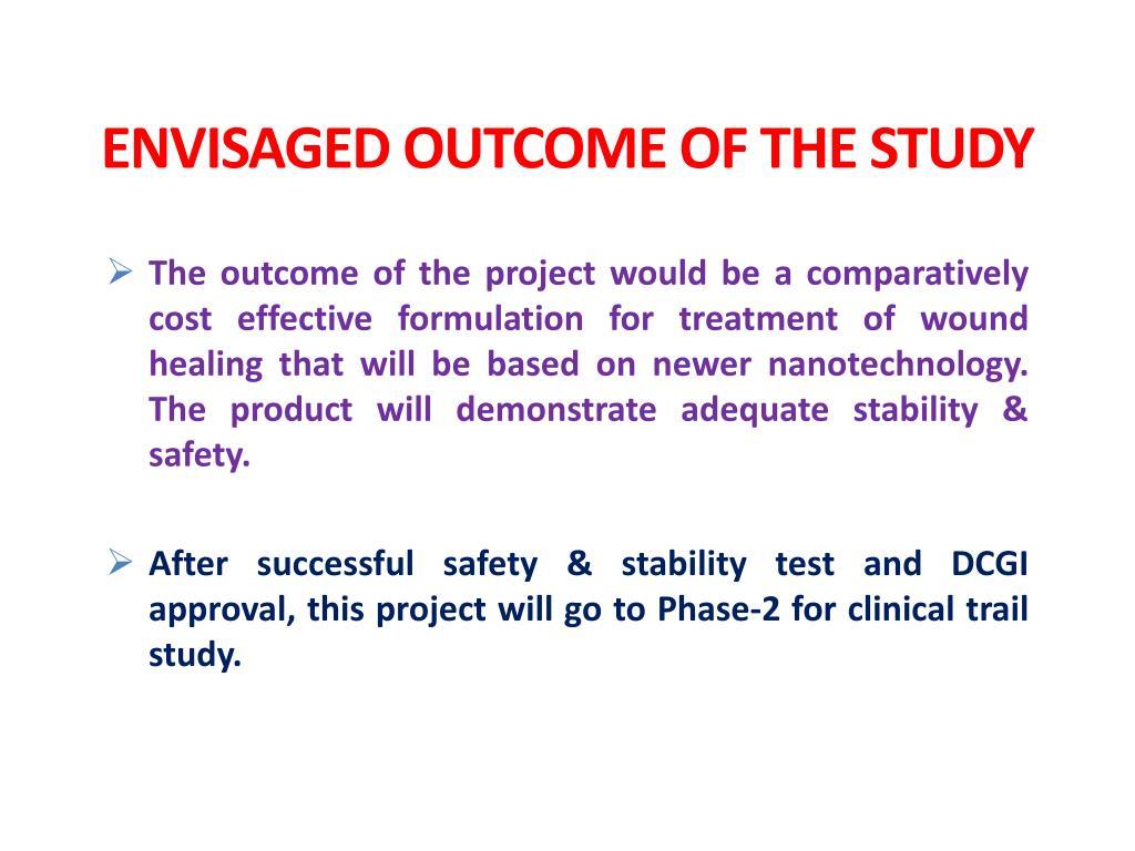 PPT - Wound Healing Gel PowerPoint Presentation - ID:2148252
