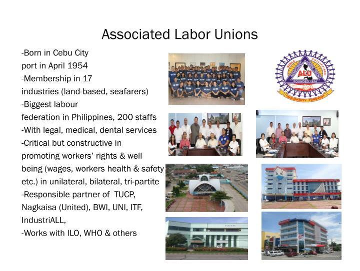 Associated labor unions