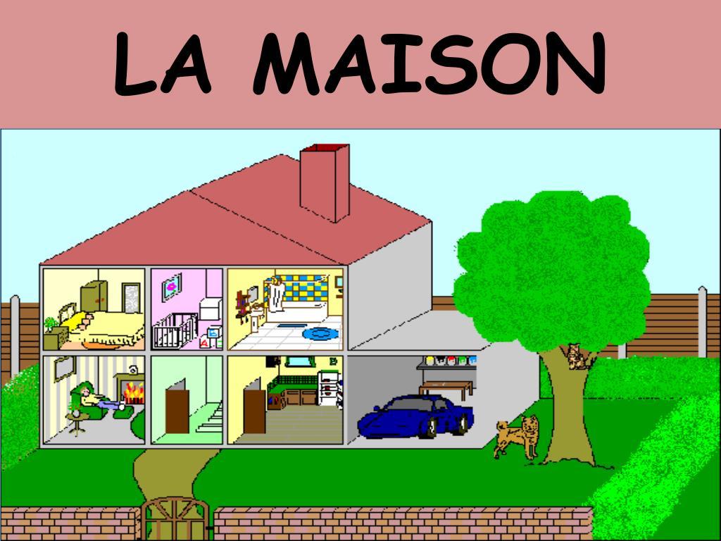 Maison De La Salle ppt - la maison powerpoint presentation, free download - id