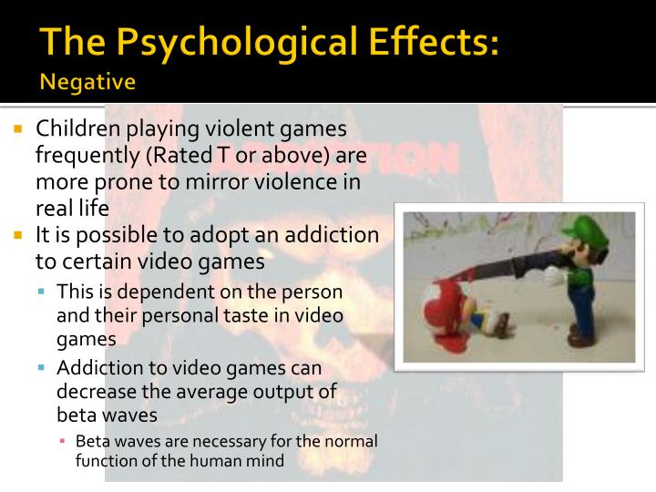 long term psychological and physiological effects of Physiological effects: cause a change in the body color can affect an individual's mood or feeling in regard to space color can affect a person's and thyroid gland yellow wavelength is rather long, making it stimulating stimulus is based on emotion psychologically the strongest color brands use.