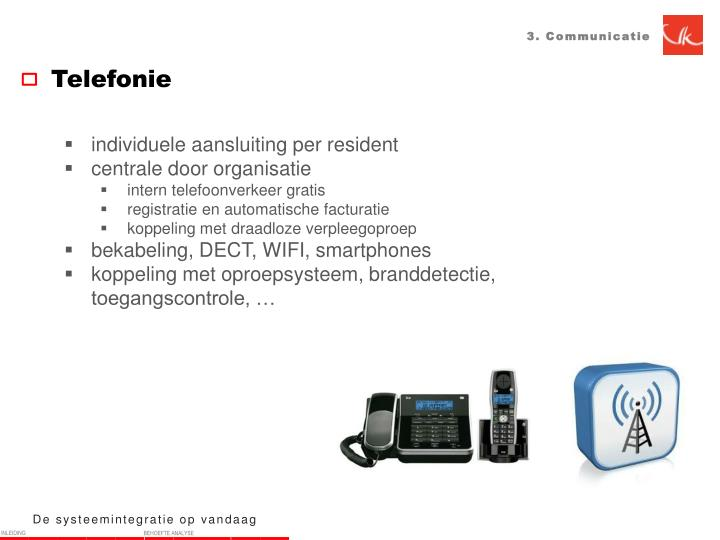 3. Communicatie