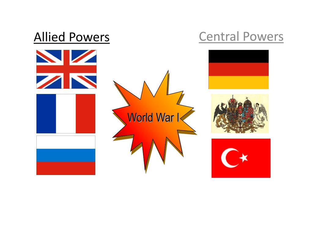 Ppt Allied Powers Powerpoint Presentation Free Download Id 2149731