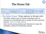 the home tab5