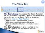 the view tab2