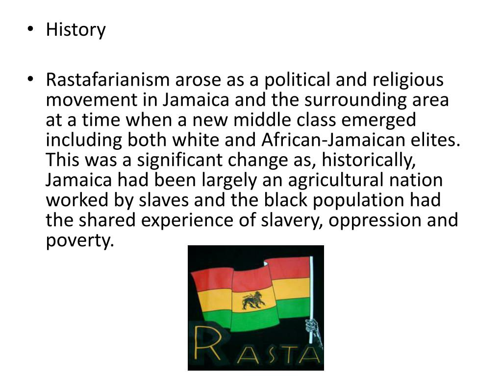 PPT - Rastafarian movement PowerPoint Presentation - ID:2150902