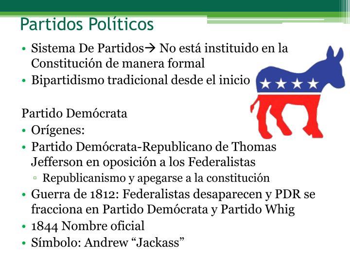 Partidos pol ticos