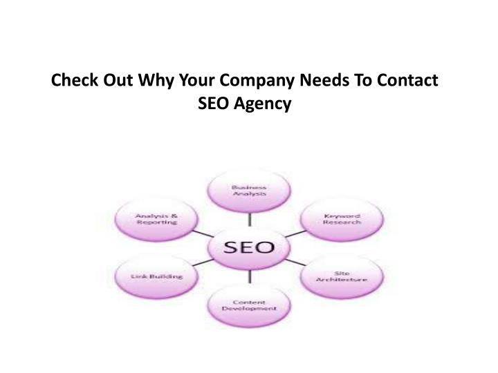 check out why your company needs to contact seo agency n.