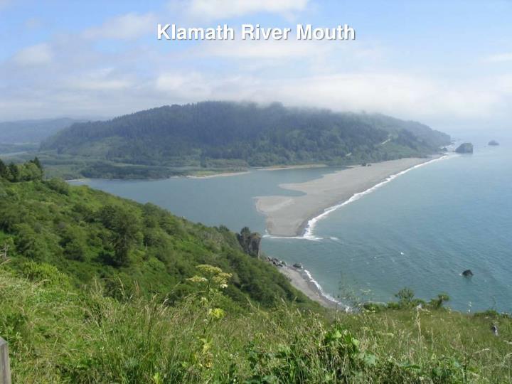 Klamath River Mouth