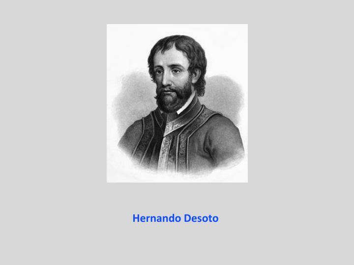 Hernando Desoto
