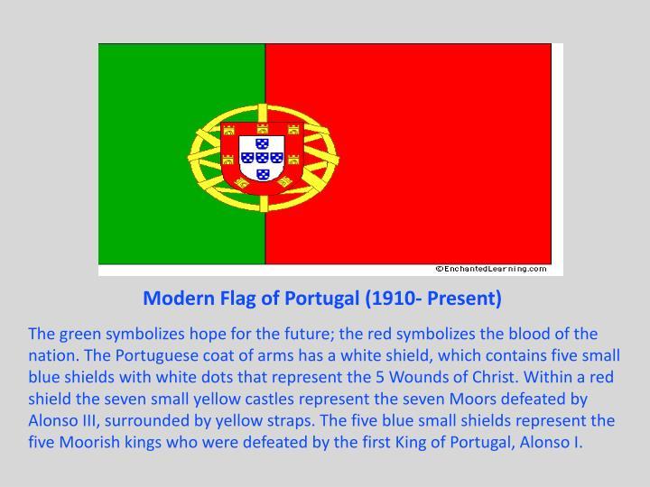 Modern Flag of