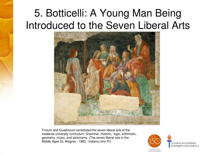 5. Botticelli:
