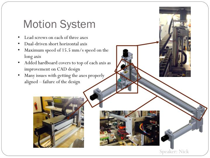 Motion System