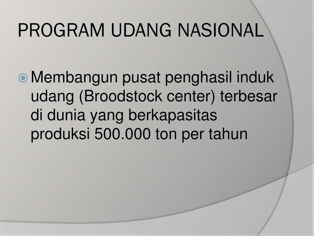 Ppt Krustase Udang Powerpoint Presentation Free Download Id 2152916