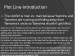 plot line introduction