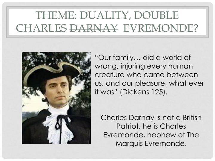 Theme: Duality, Double