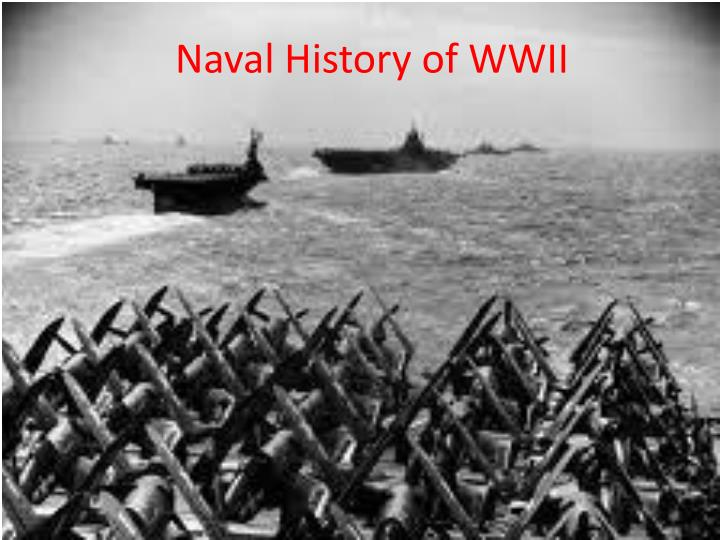Naval history of wwii