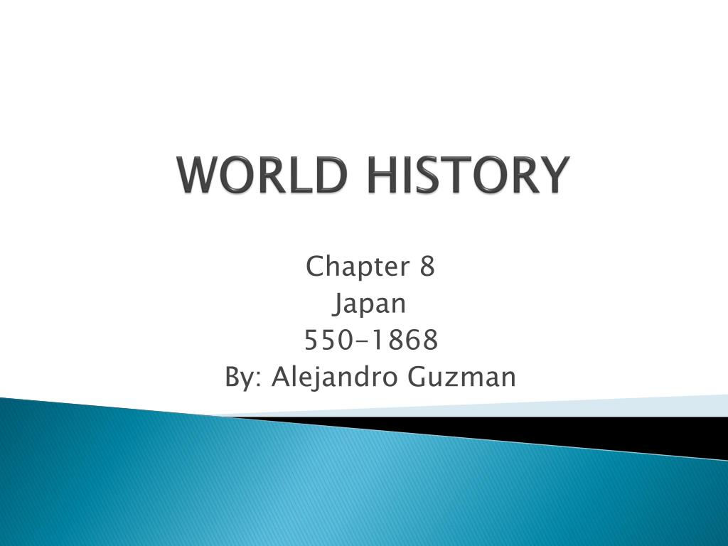 chapter 8 world history