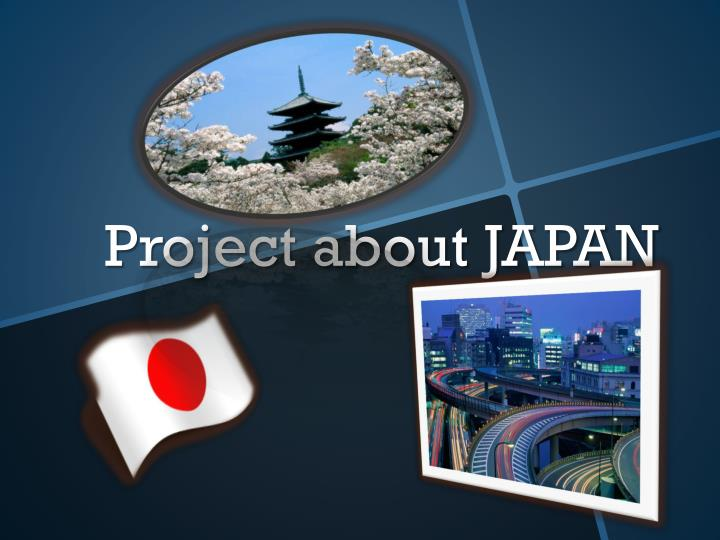 project about japan n.