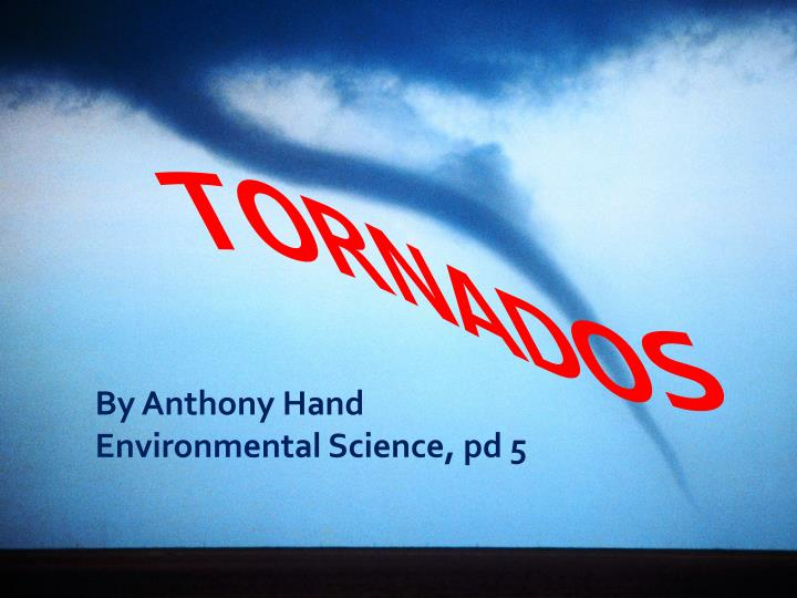 by anthony hand environmental science pd 5 n.