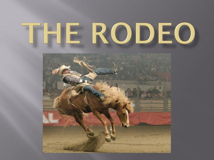 the rodeo n.