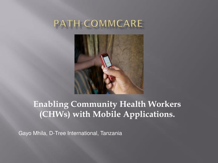 path commcare n.