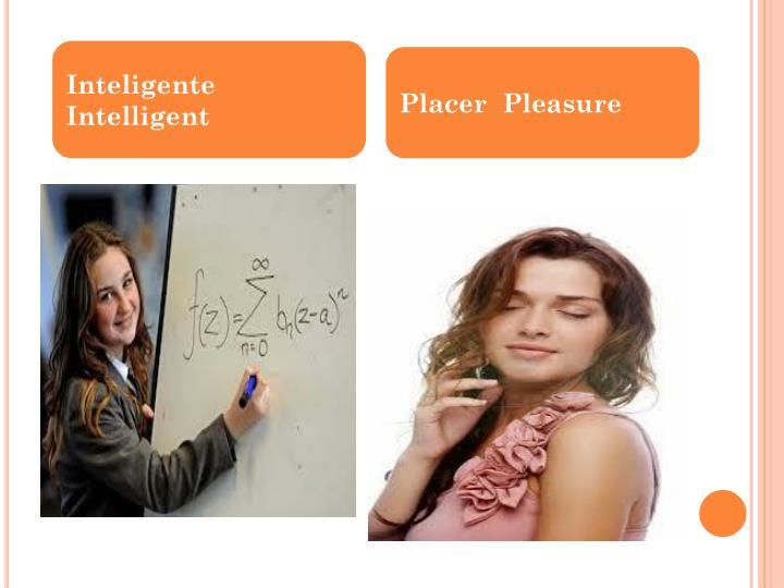 Inteligente Intelligent