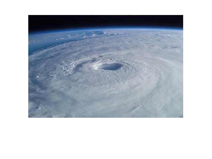Hurricanes tornados and cyclones
