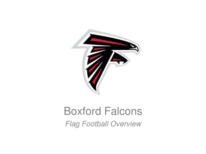boxford falcons flag football overview n.