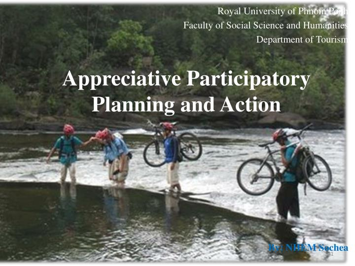 appreciative participatory planning and action n.