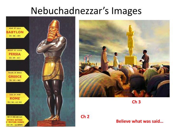Nebuchadnezzar's Images
