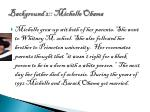 background 2 michelle obama
