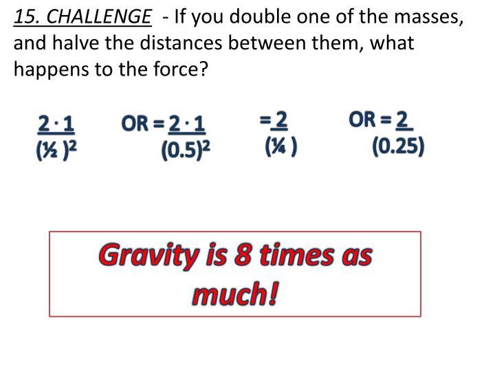 15. CHALLENGE