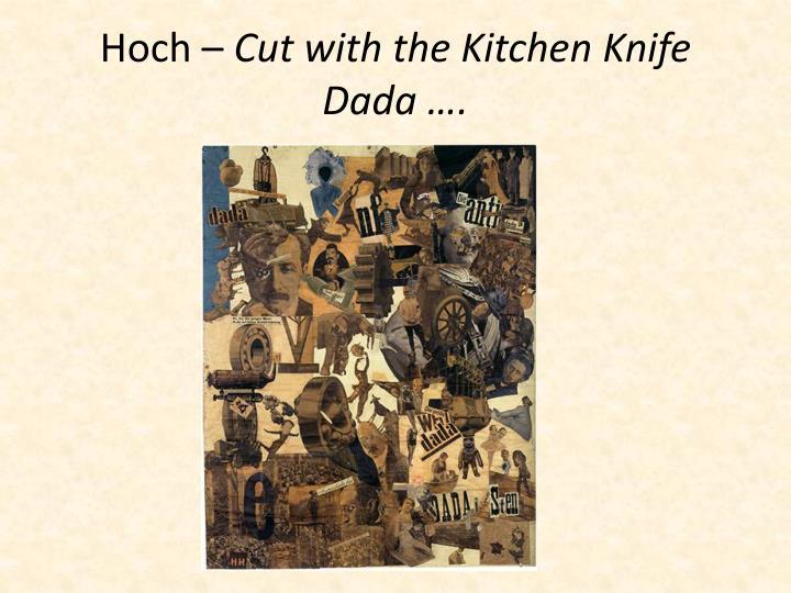 Dada Art Movement PowerPoint Presentation