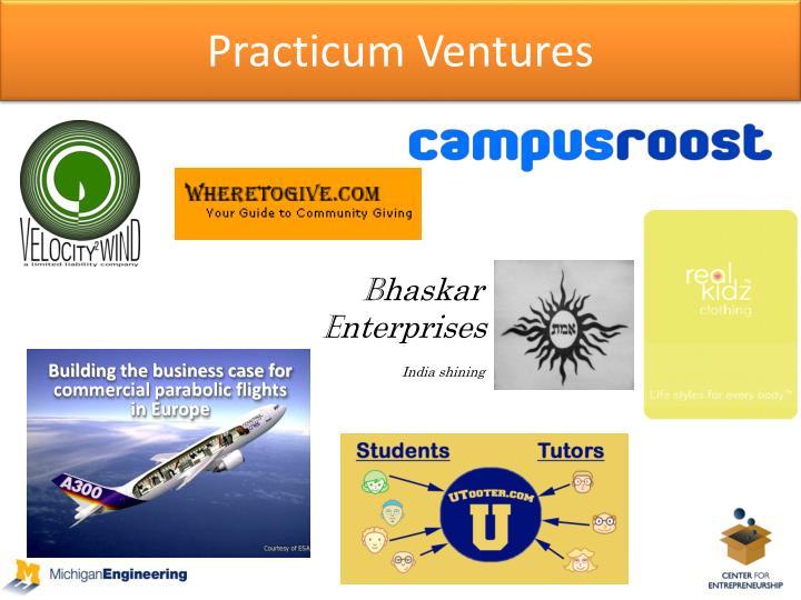 Practicum Ventures