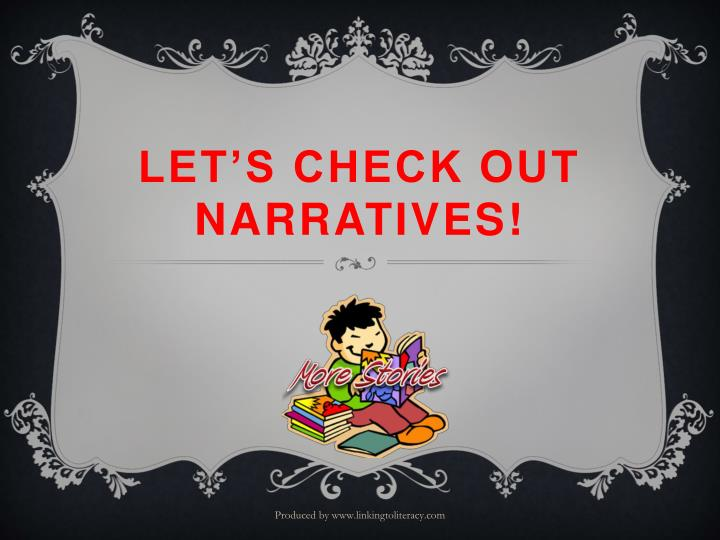 let s check out narratives n.