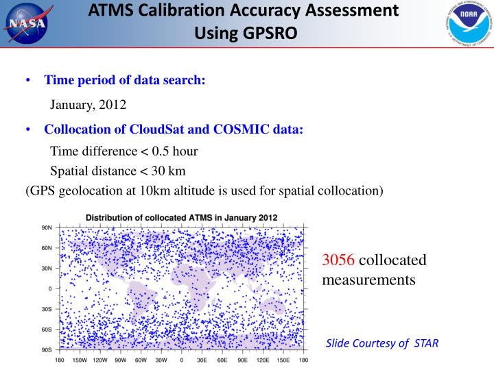 ATMS Calibration Accuracy Assessment