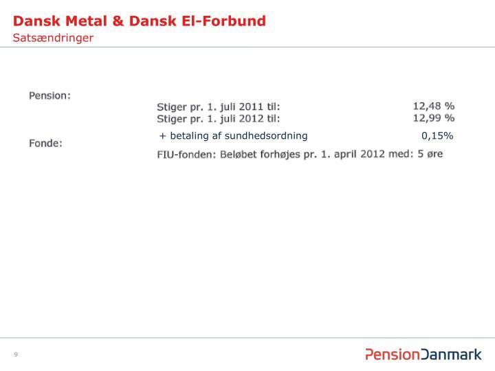 Dansk Metal & Dansk