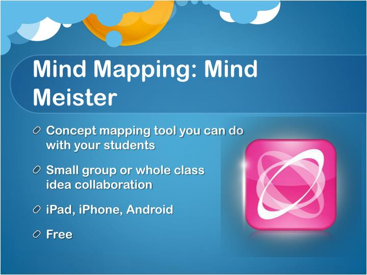 Mind Mapping: Mind Meister