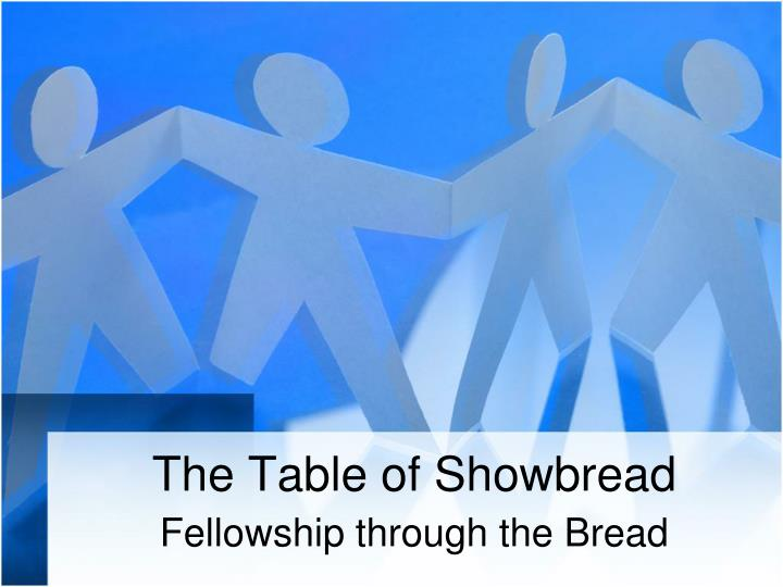 Astonishing Ppt The Table Of Showbread Powerpoint Presentation Id Download Free Architecture Designs Scobabritishbridgeorg